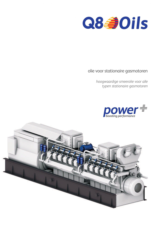 Brochure Gasmotoren